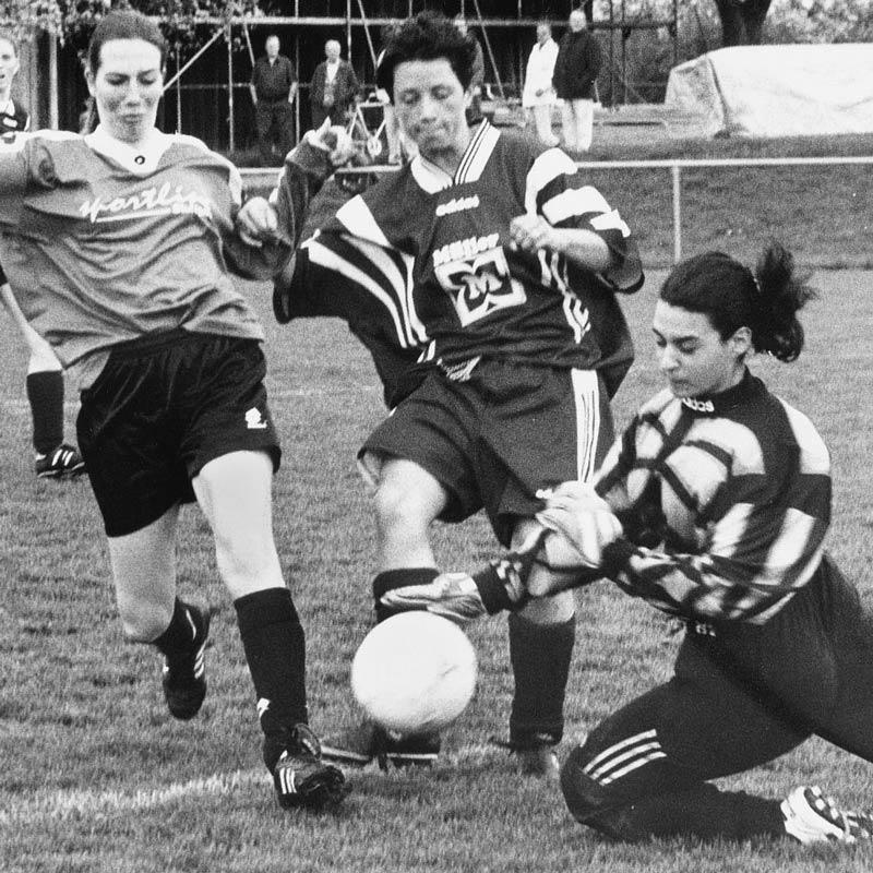 Fußball Damen SV Jungingen