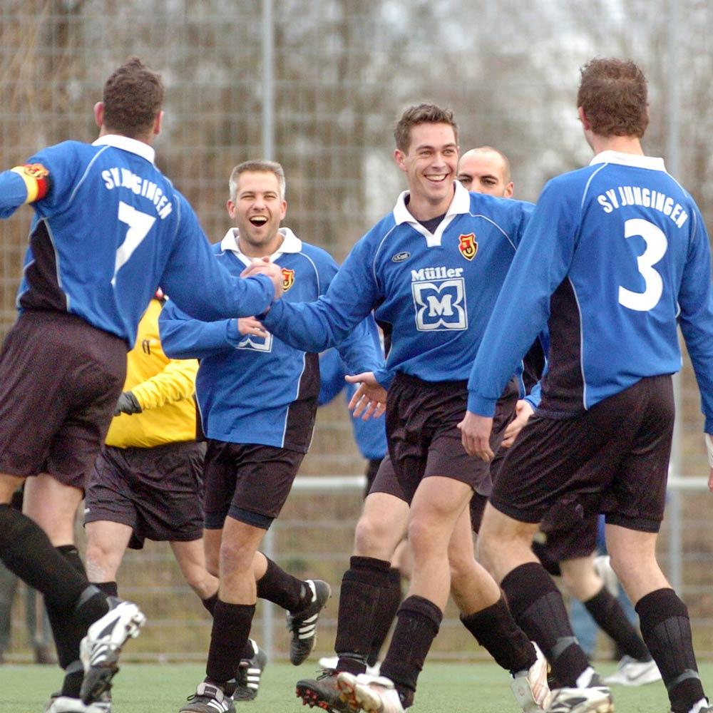 Fußball Herren SV Jungingen