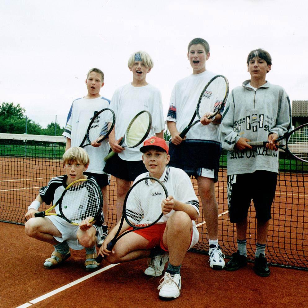 Tennis Jugend SV Jungingen